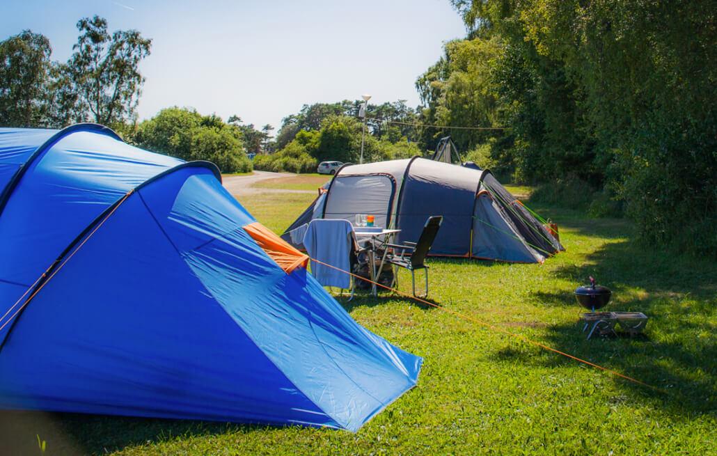 Tofta Camping Havsnära camping och stugor på Gotland